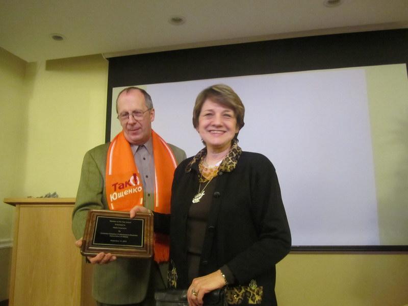 Member of the Year Award 2013
