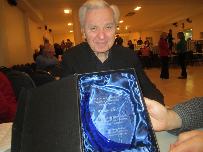 Community Builder Award 2013